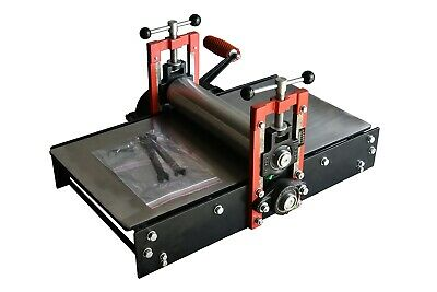ETCHING PRESS - PRINTMAKING solid steel tray 610mm X 310mm for printing up to A3