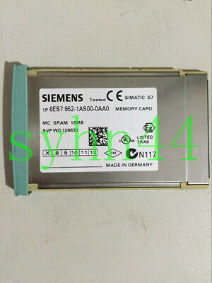 1PC Siemens 6ES7 952-1AS00-0AA0 6ES7952-1AS00-0AA0 Used and Original DHL first