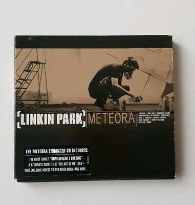Linkin Park - Meteora (2003) Enhanced version with extra track and short film