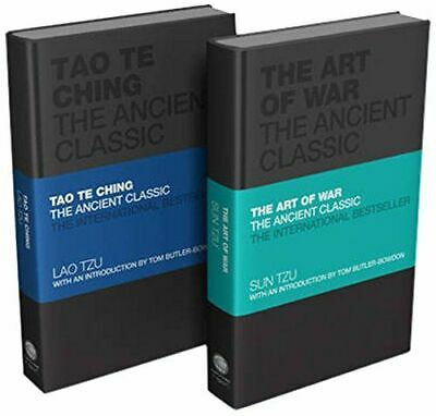 Ancient Classics Collection: The Art of War and Tao Te Ching NEW Tzu Lao