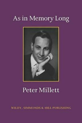 As in Memory Long NEW Millett Peter
