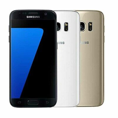 SAMSUNG GALAXY S7 SM-G930F 32GB Factory Unlocked 4G LTE Android Mobile Phone