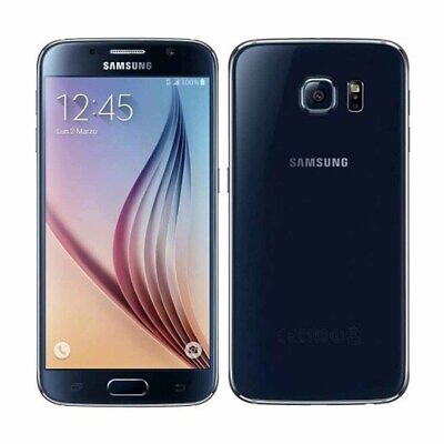 Samsung Galaxy S6 SM-G920F - 32GB - Factory Unlocked Smartphone Various Colours