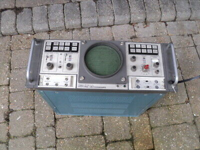 Vintage Tektronix Vectorscopes 521A Oscilloscopes
