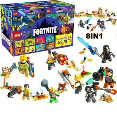 Fortnite Fortnight Super Heroes Action Figure Collection Toy Home Decoration