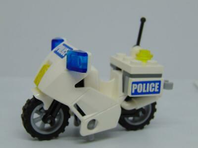 From 60174 Moto Bleu Police Motorbike New Lego Blue Motorcycle 50860c02