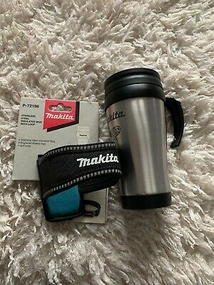 Makita P-72198 Stainless steel Insulated Mug with Belt Holder