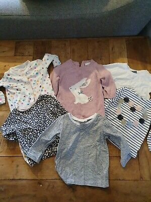 Baby Girls Clothing Bundle From Next 3-6 Months