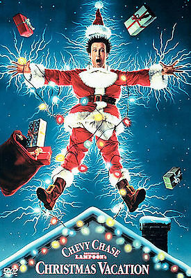 National Lampoons Christmas Vacation DVD, 1997) (Like new - non rental)