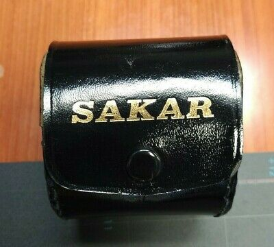 Sakar ultra  macro wide lens 0.6X  Close Up +8 and case with 55mm mount
