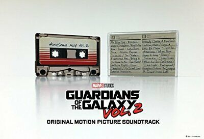 Guardians of the Galaxy, Vol. 2 Awesome Mix, Vol. 2 [CASSETTE]