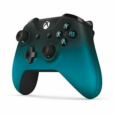 Microsoft Xbox One Ocean Shadow Special Edition Wireless Controller Windows 10
