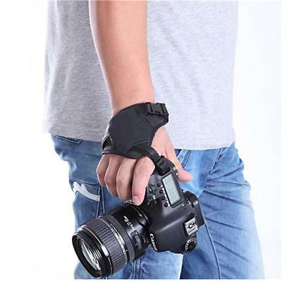 1 PC Camera Hand Grip Wrist Strap For Digital SLR Nikon Canon Sony DSLR LT