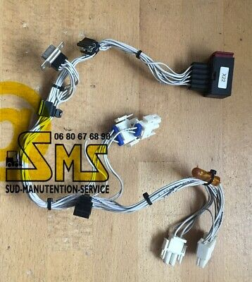 Cable Beam Control Key 51034086 Cancode Canopen Jungheinrich Eje