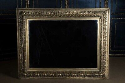 Monumental Antique Mirror Frame 19. Century 180 x 140 CM