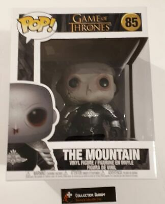 "Funko Pop! Game of Thrones 85 The Mountain Season 8 Supersized 6"" Large FU45337"