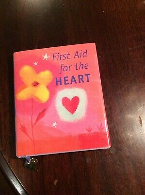 Charming Petites: First Aid For The Heart Mini Book By Beth Conny