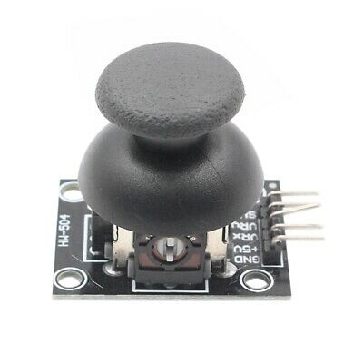 2X(5 Pin Breakout Module Shield For Ps2 Joystick Game Controller 2.54Mm Pin1M9)