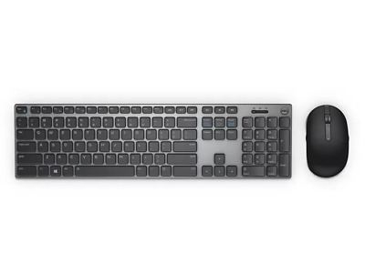 Dell KM717 Premier Wireless Keyboard and Mouse - 580-AFTD