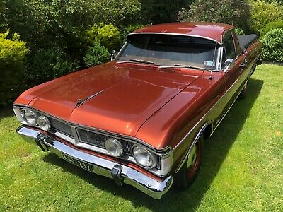Ford Falcon Xy 1971 500 Utility Ute Matching Numbers Restored Vgc Rare