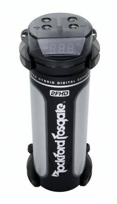 ROCKFORD FOSGATE PowerCap RFC2D