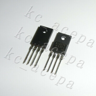 5 PCS KIA278R09PI 4 TERMINAL 2A OUTPUT LOW DROP VOLTAGE REGULATOR TO-220F NEW
