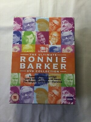 Ronnie Barker - The Ultimate Collection (DVD, 2010, 12-Disc Set, Box Set)