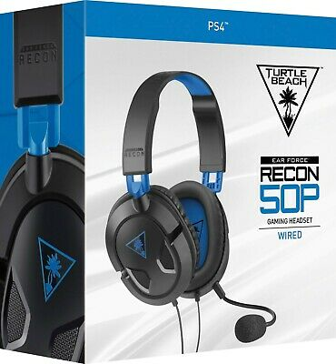 Turtle Beach Ear Force Recon 50P Headset for Sony PlayStation PS4 NEW | SEALED