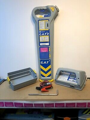 Radiodetection Cat3v+ Cable Avoidance Locator Tool 12 MTHS CAL 6 MTHS WRNTY