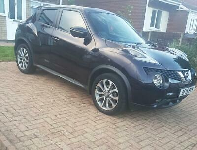 2015 Nissan Juke Tekna  Dig - T 1.2 Petrol Full Leather +Dab+Sat