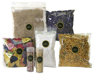 Arnold Grummer Paper Inclusion Sampler, Assorted Colors, 1 Ounce