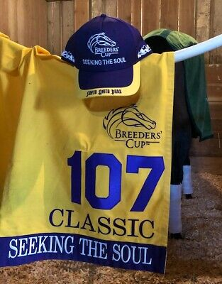Official 2019 Seeking the Soul Breeders' Cup Hat