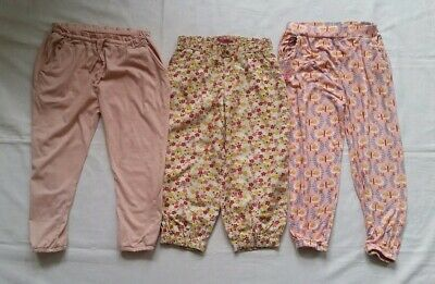 Girls Trouser Clothe Bundle 3-4 Years