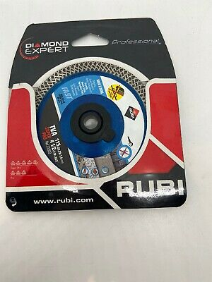 Rubi TVA 115 mm Diamond Blade - Turbo Viper Dry - Superpro