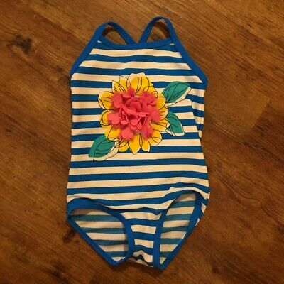 M&S Baby Girl Swimming Costume 9-12 Months
