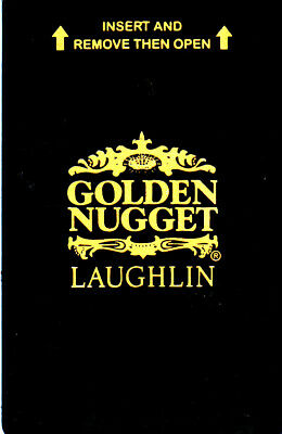 "Collectibles Room Key's "" Golden Nugget & Edgewater Hotel/Casino""Laughlin, NV"
