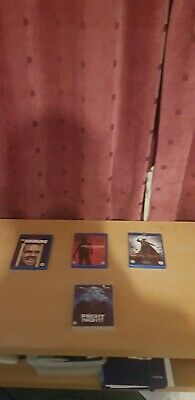 The Shining, Fright Night, Nightmare on Elm Street, Jeepers Creepers 3 BLU RAY