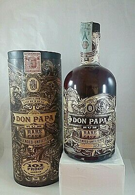 1 DON PAPA RARE CASK Rum Filippine ASTUCCIO Limited Edition cl.70 Bot 10% SCONTO