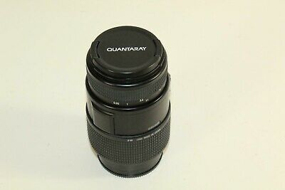 Quantaray 70-300mm Tech-10 MX AF Macro Zoom Lens for Minolta