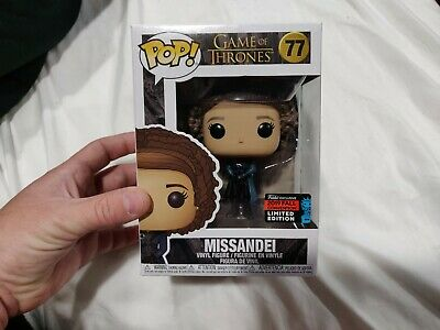 Missandei NYCC 2019 EXCLUSIVE Game Of Thrones Funko Pop #77
