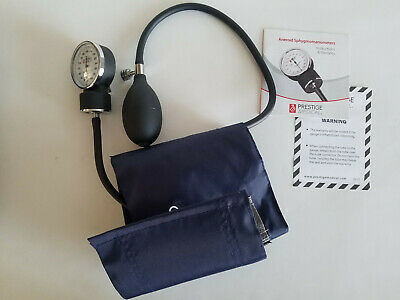 Prestige Aneroid Sphygmomanometer with Matching Black Carrying Case