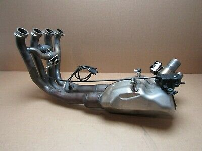 BMW S1000RR Sport 2018 exhaust manifold downpipes (3656)