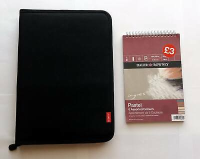 Derwent Carry-all A4 Folio + Sketchpad