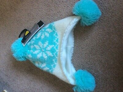Brand new girls winter hat approx age 4