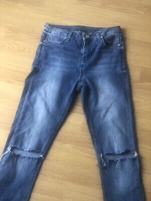 Ladies/girls Distressed Jeans. Size 6