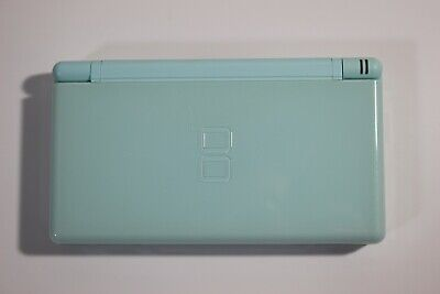 Nintendo DS Lite Ice blue Color Official Console Handheld System Game JAPAN F/S