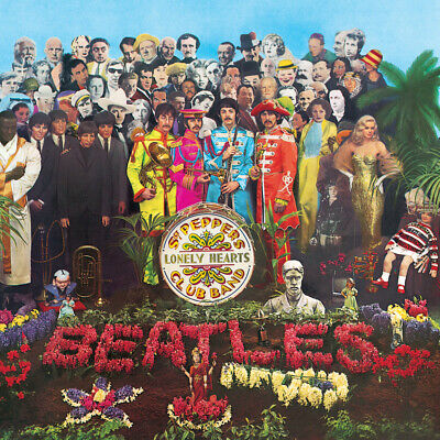 The Beatles: Sgt. Pepper's Lonely Hearts Club Band (CD 1987)