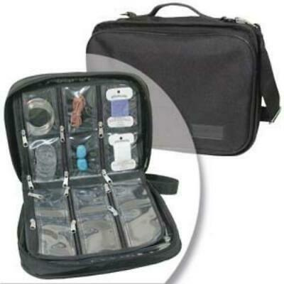 """Beadsmith Crafters Tote Bag Bead Storage Organiser Removable """"Page Inserts"""""""