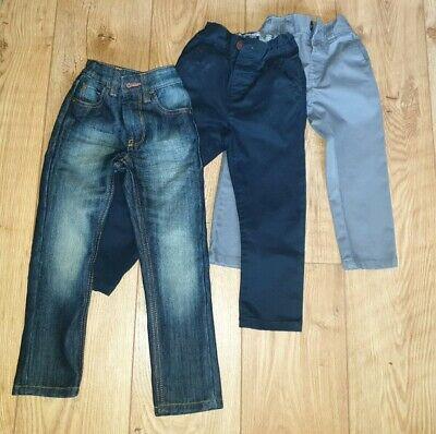 NEXT Boys Bundle Jeans, Chino Trousers age 2-3years
