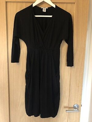 Mamas And Papas Breastfeeding Nursing Dress Size 8 Excellent Condition